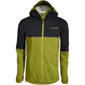 VAUDE Simony 2,5-Layer Jacket IV Men, zielony